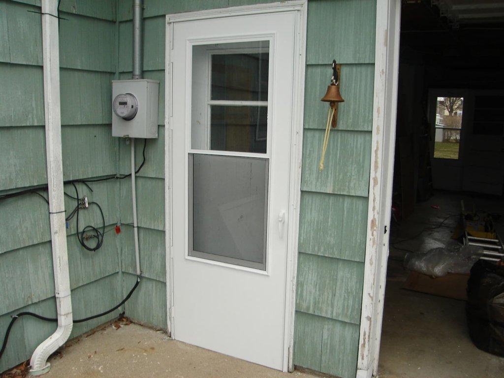 Storm Door Installation : Storm door installation edgerton ohio jeremykrill