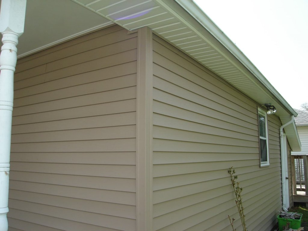 Vinyl Siding Alum Fascia And Soffit Edgerton Ohio