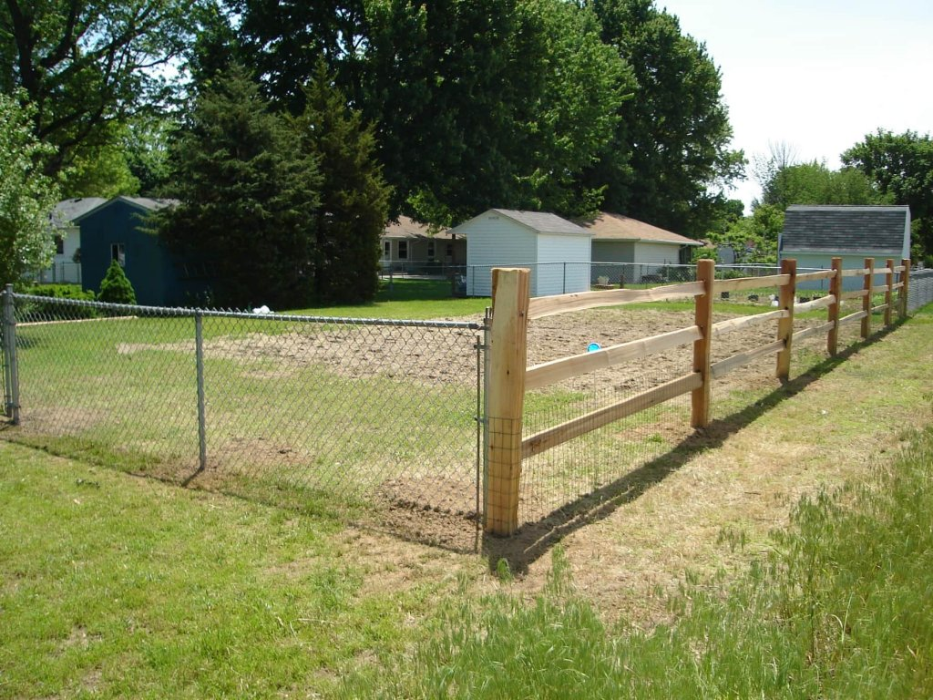Cedar Split Rail Fence – Edgerton, Ohio   JeremyKrill.com