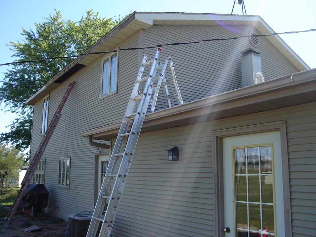 Fascia/Soffit Facelift – Hicksville, Ohio   JeremyKrill com