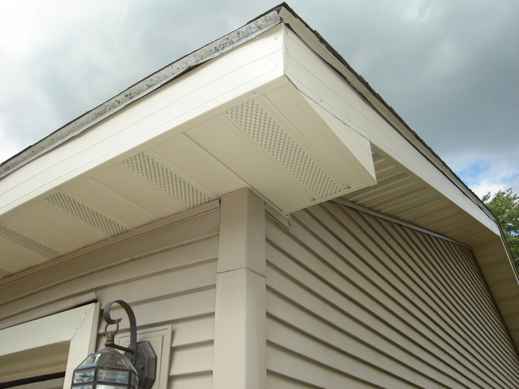 Best Way To Paint Fascia And Soffit
