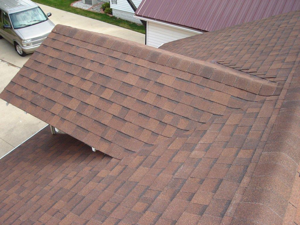 Ashpalt Roof Replacement Detached Garage Hicksville