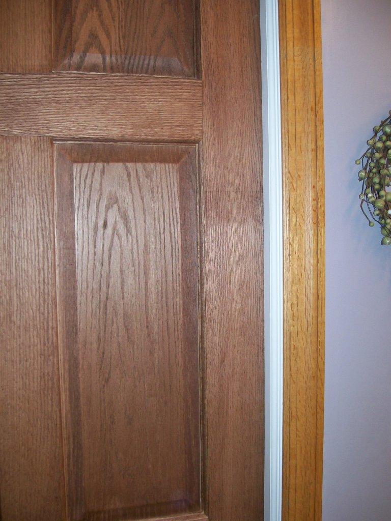 3072 #946A37 Bathroom Remodel & Oak Pocket Door – Bryan Ohio JeremyKrill.com pic Oh Doors 36612304