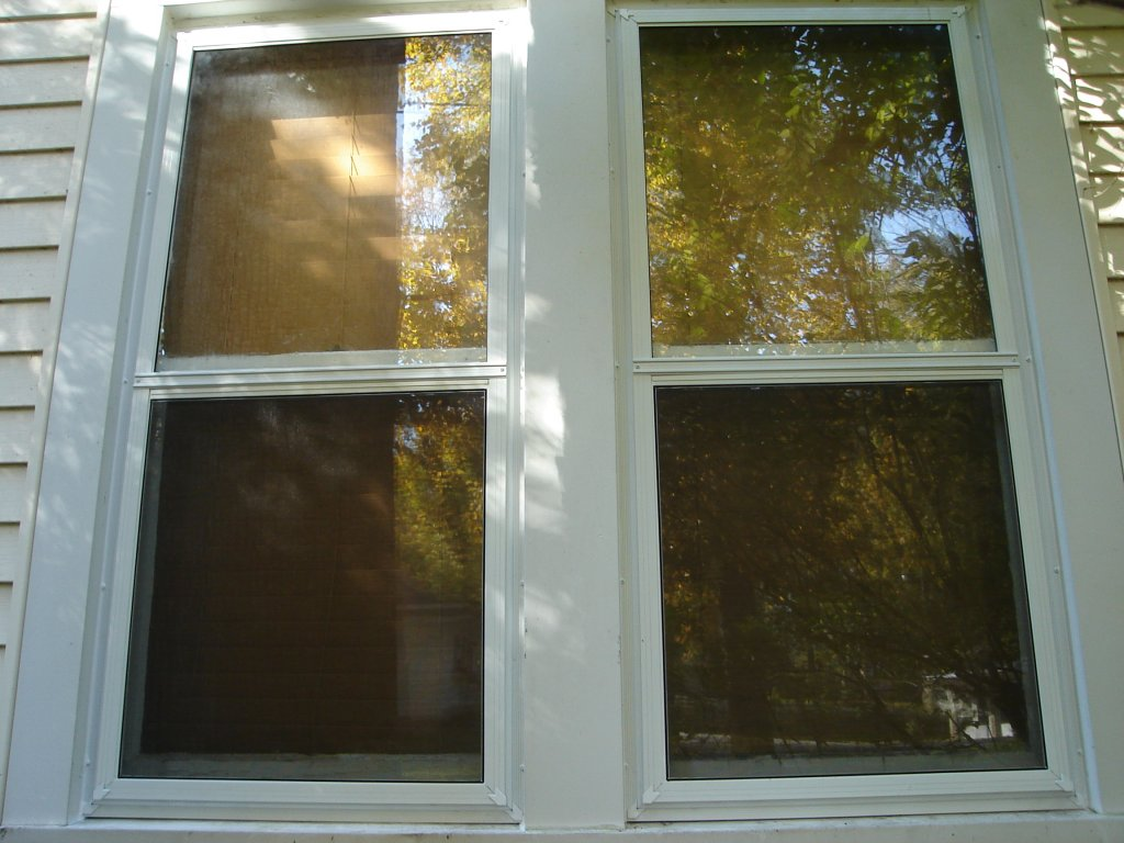 Storm window installation for Storm window installation
