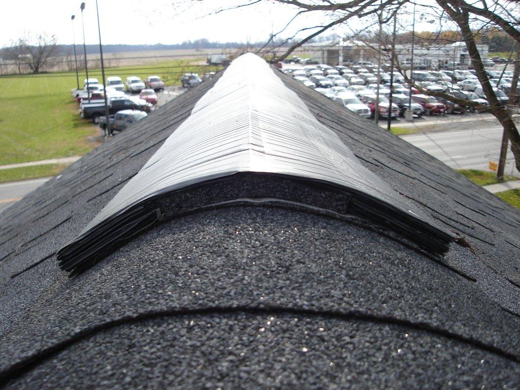 Ridge vent replacement hicksville ohio for Off ridge vents