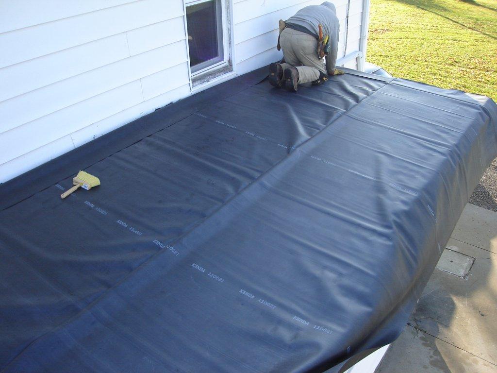 Rubber Roof Installation Edgerton Ohio Jeremykrill Com