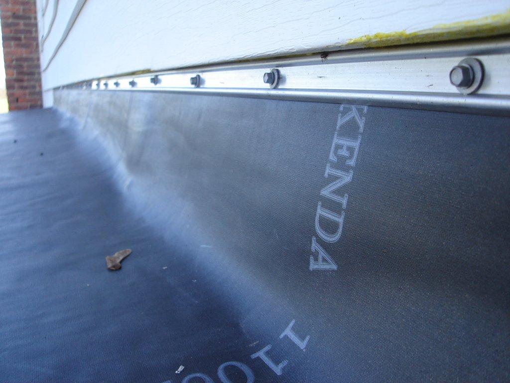Rubber Roof Installation – Edgerton, Ohio | JeremyKrill.com