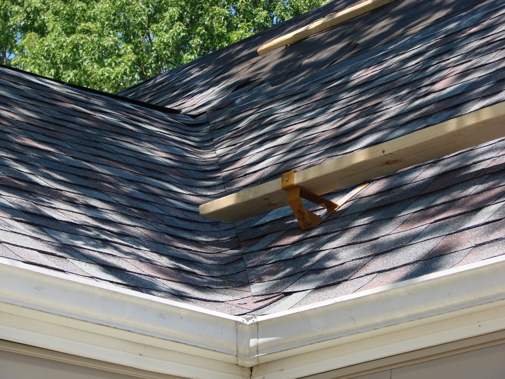 Roof Replacement Duration Shingles By Owens Corning