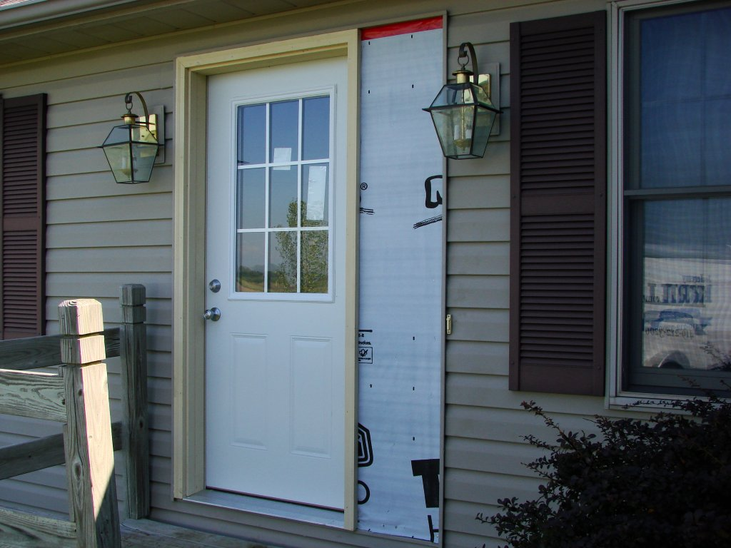 36 mastercraft entry door replacement sherwood ohio for Front door replacement