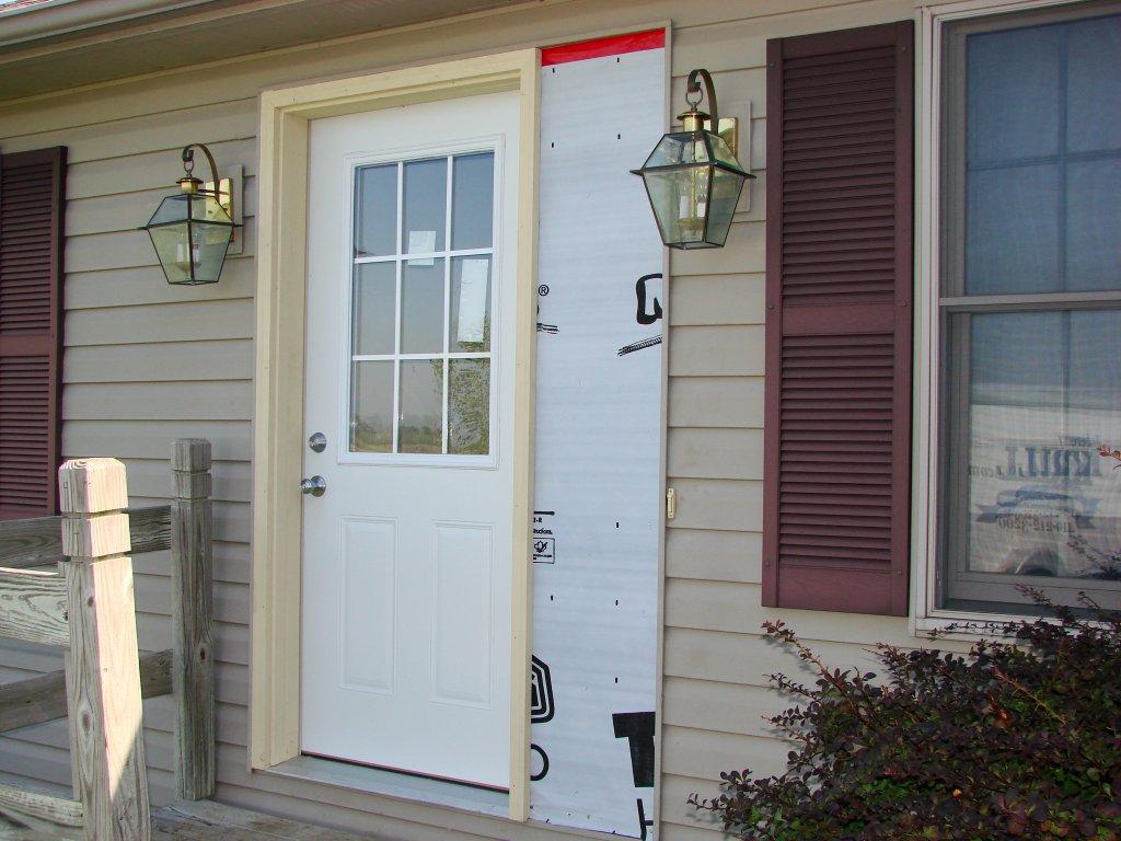 36 mastercraft entry door replacement sherwood ohio for Front door replacement