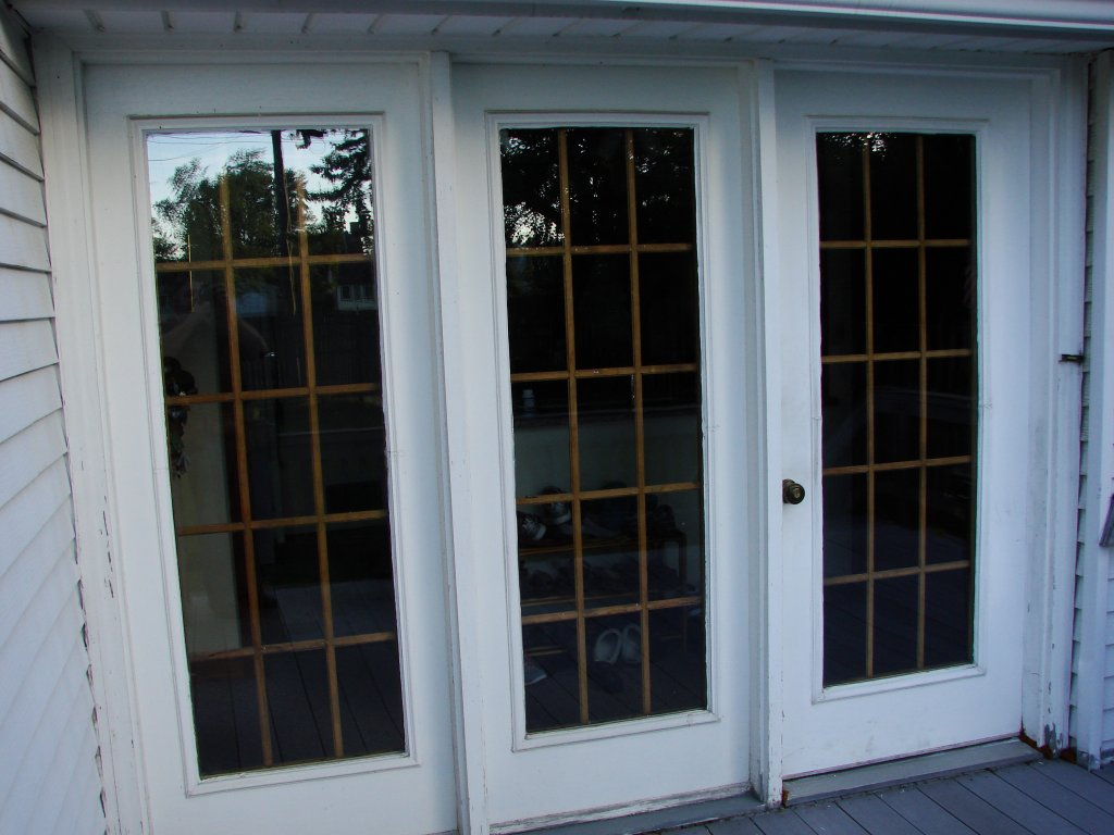 Double Entry Door W 14 Sidelights Hicksville Ohio