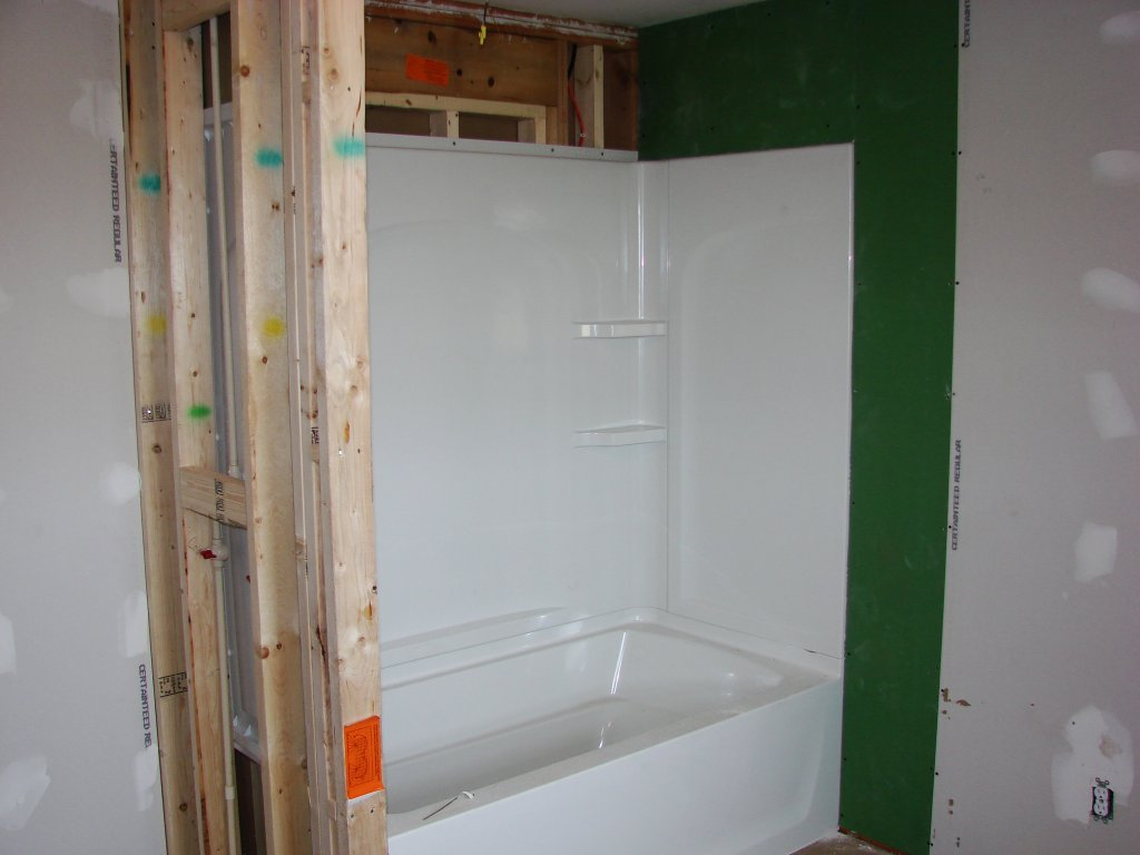 Bathroom Overhaul Incl Tub Vanity Toilet Defiance