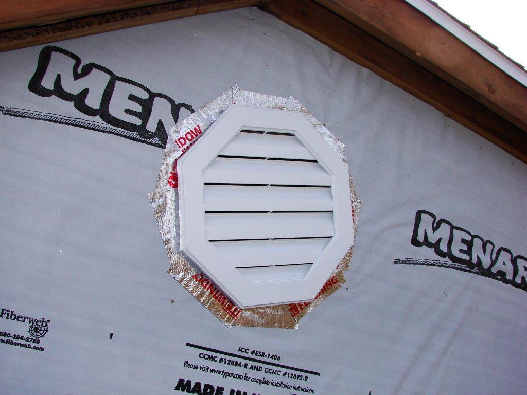 Timbercrest Vinyl Siding Installation W Alum Soffit