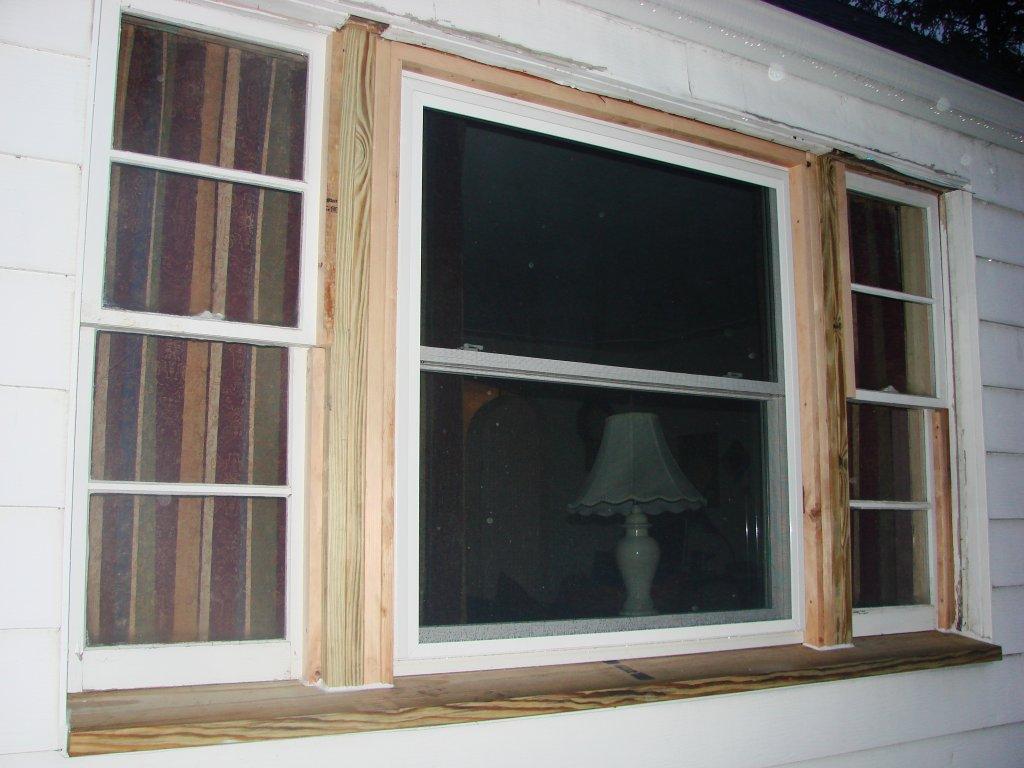 Polaris Window Installation Jam Repair And Custom Trim