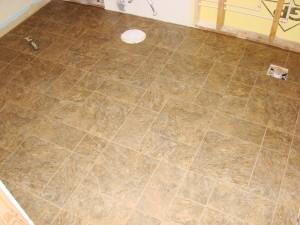Glueless Vinyl Flooring