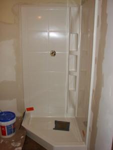"""Tub Surround - 39"""" Shower"""