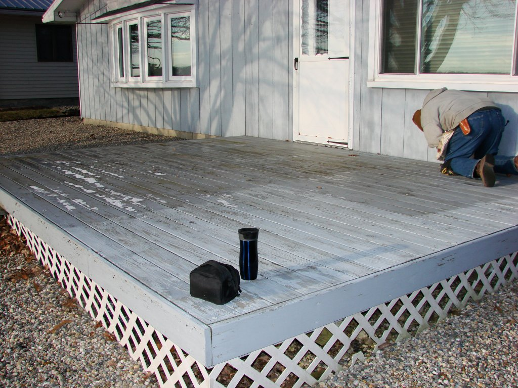 Deck Refurbish Ultradeck Composite Decking Hamilton