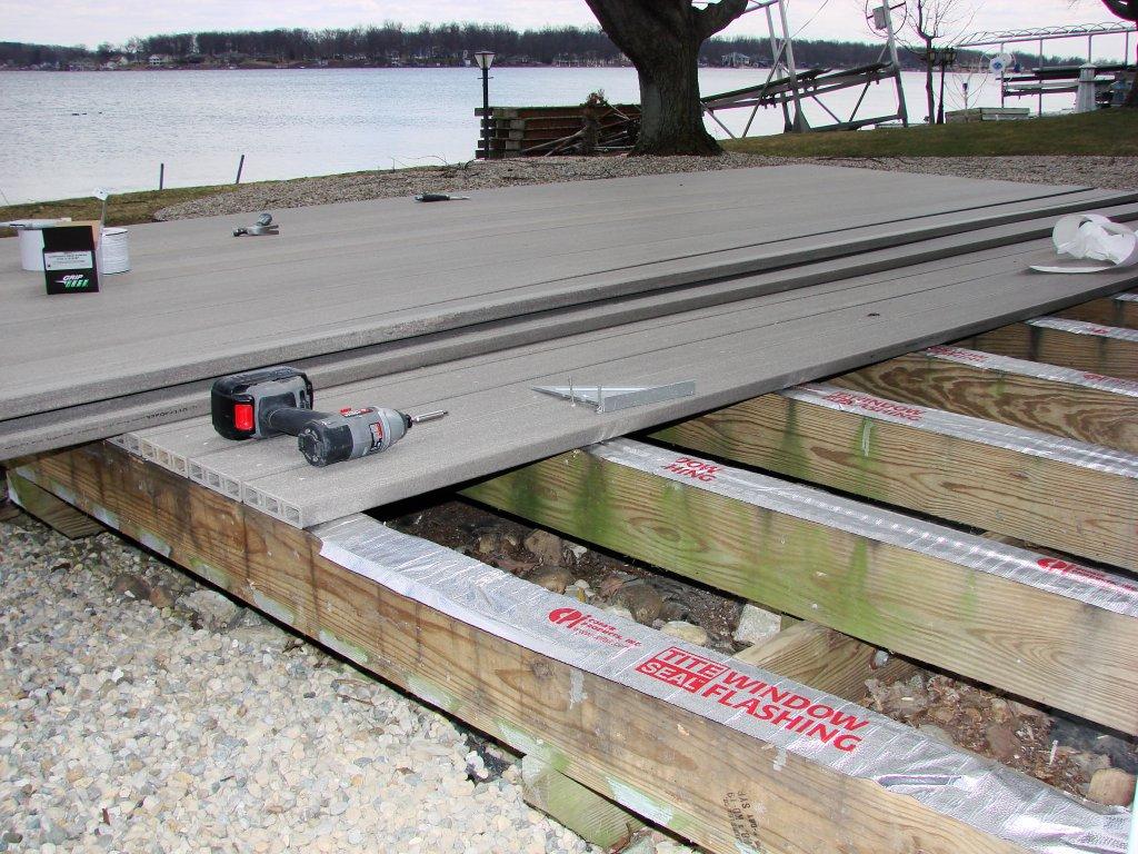 Deck Refurbish Ultradeck Composite Decking Hamilton