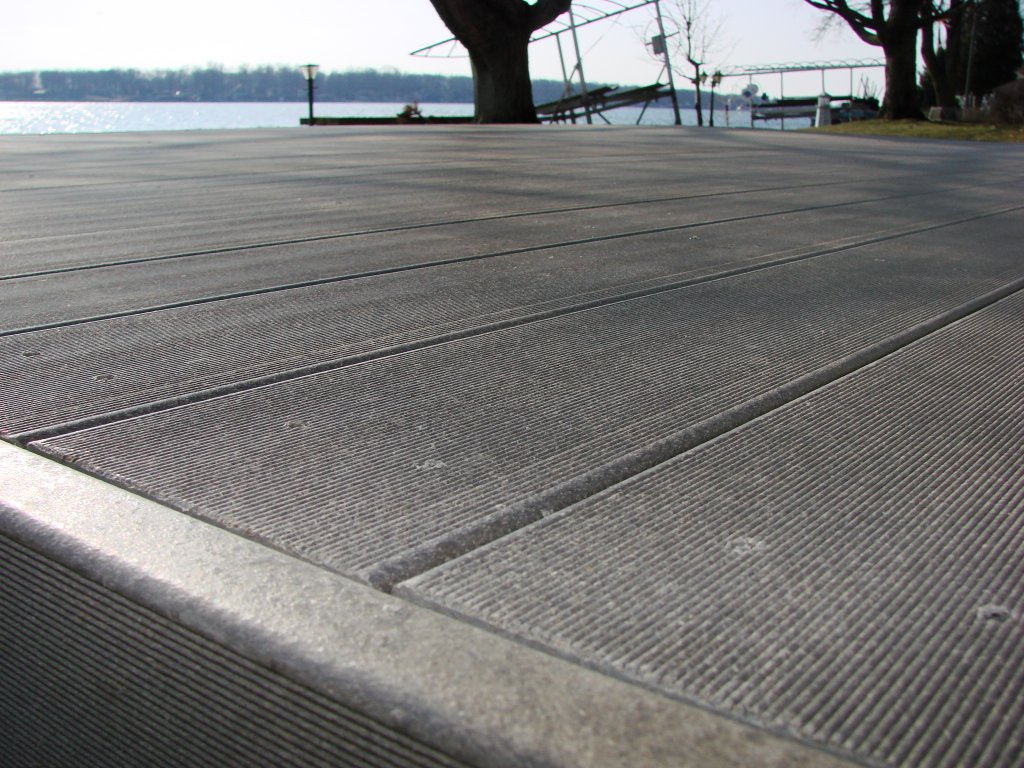 Deck refurbish ultradeck composite decking hamilton Composite flooring for decks