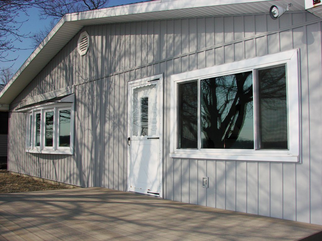Vinyl Board & Batten Siding