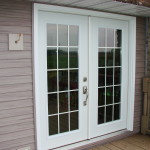 Mastercraft Patio Door w. Grids