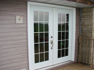 Mastercraft Patio Door W.