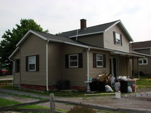 Siding, Shutters, Porch Posts - Edgerton, Ohio