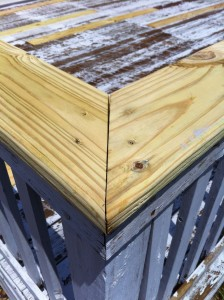 Deck Refurbish - Edgerton, Ohio