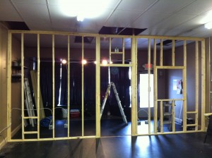 Will Power Fitness - Lobby Wall - Hicksville, Ohio