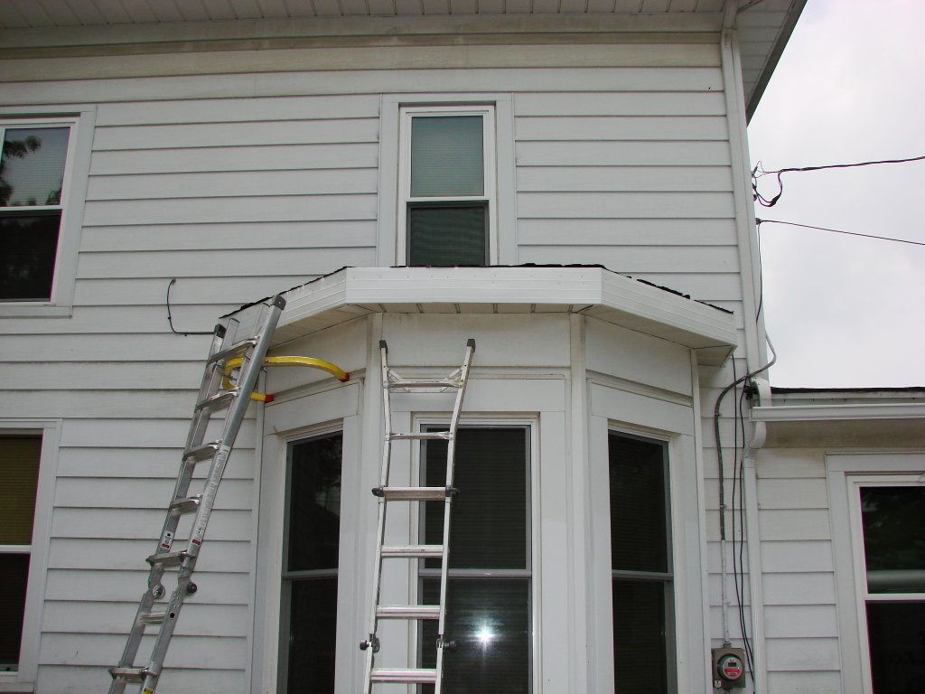 Bay Window: Leaking Bay Window Roof #595046