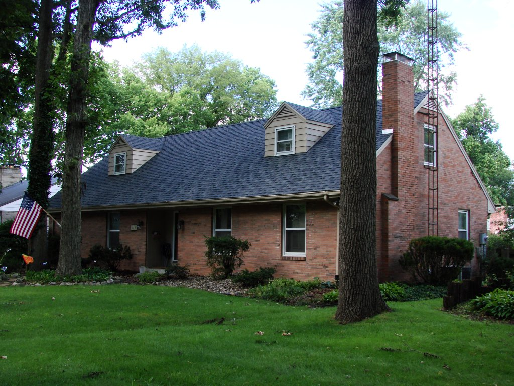 Owens Corning Roof Replacement - Bryan, Ohio