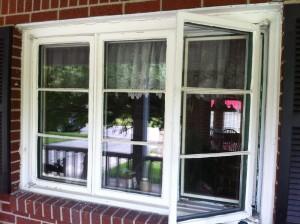 Before Cresline 300 Replacement Windows - Bryan, Ohio