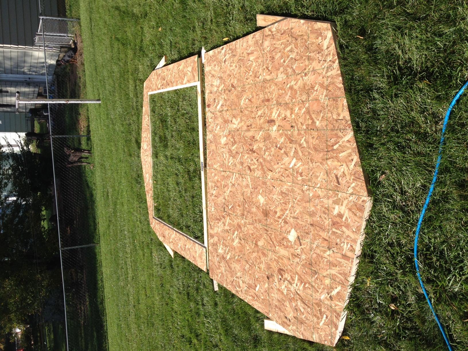 Menards complete home building kits joy studio design for Garden shed kits menards