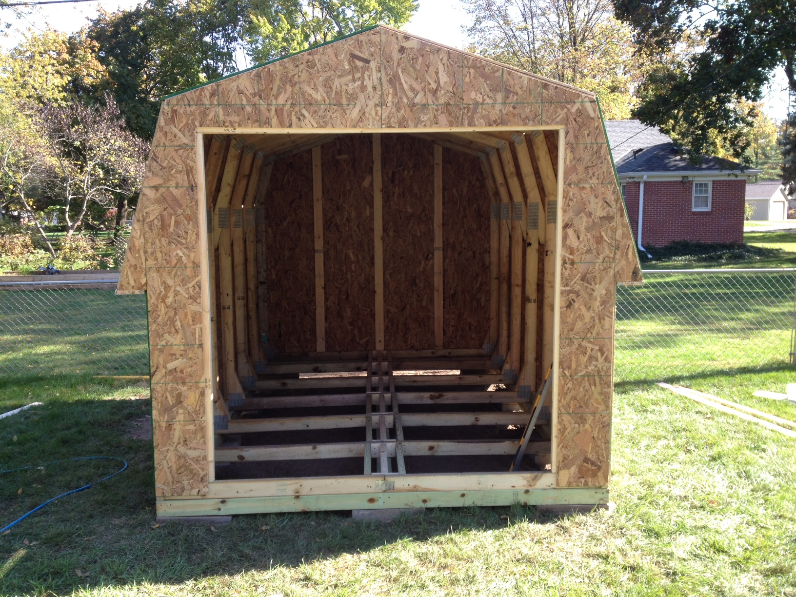 Shed Storage Solutions - Viewing Gallery
