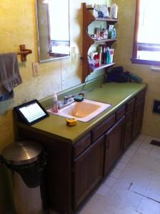 Old Vanity - Kitchen, Bathroom, Laundry Remodel - Hicksville, Ohio