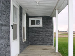 Dry Stack Stone - Vinyl Siding - Sherwood, Ohio