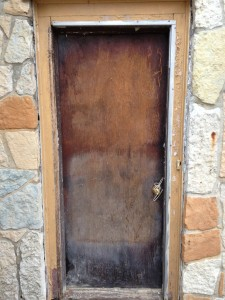 """BEFORE - 32"""" Steel Door & Storm Door Installation - Hicksville, Ohio"""