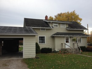 BEFORE - Owens Corning Roof Replacement - Bryan, Ohio