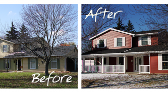 Complete Home Remodel – Bryan, Ohio
