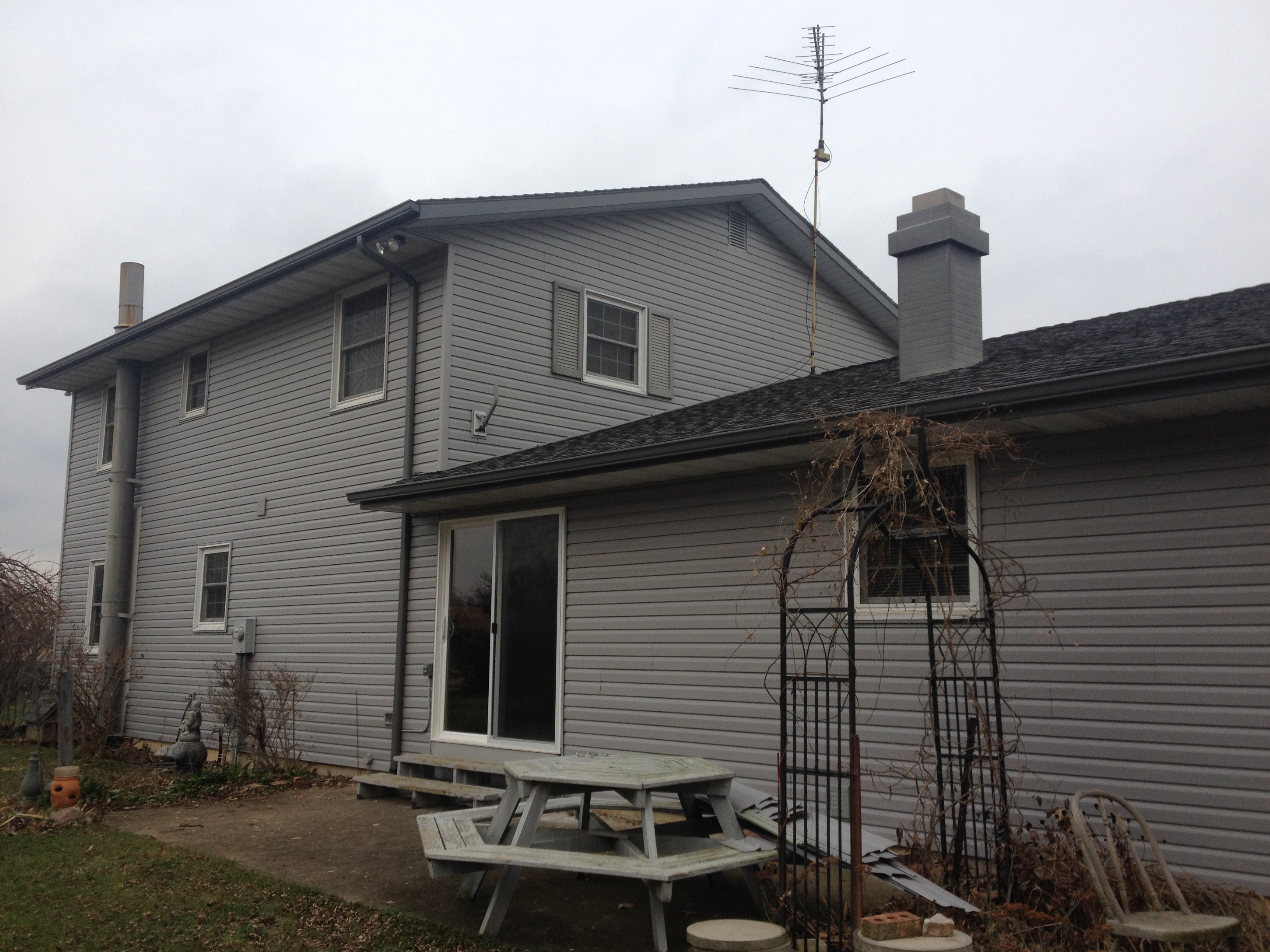 Dutch Lap Vinyl Siding Installation Edgerton Ohio Jeremykrill Com