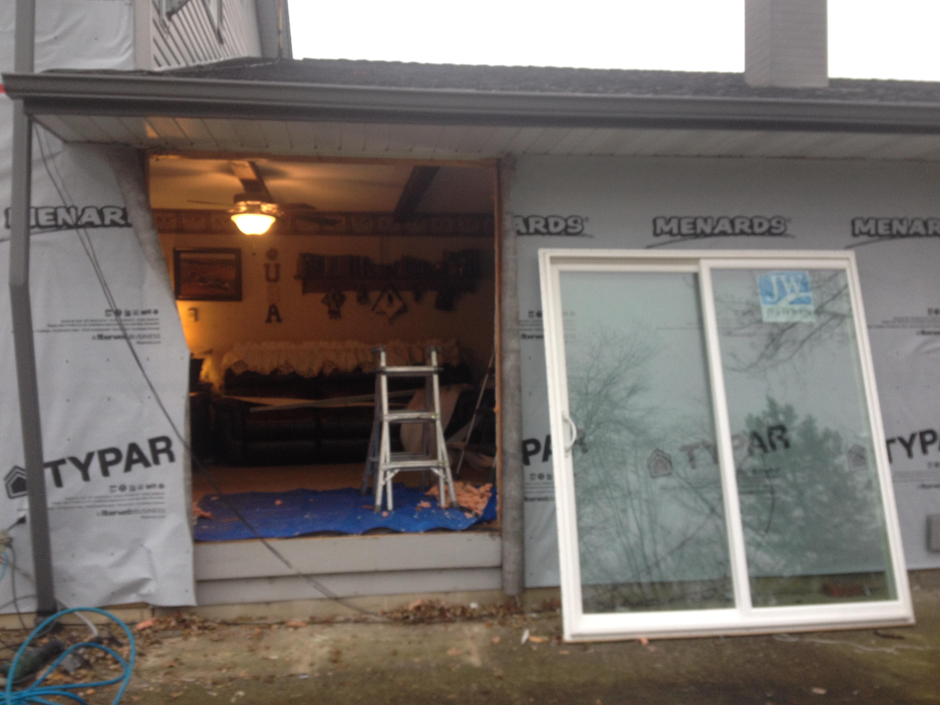 2448 #9E612D Jeld Wen Sliding Patio Door Installation – Edgerton Ohio  pic Menards Patio Sliding Glass Doors 41513264
