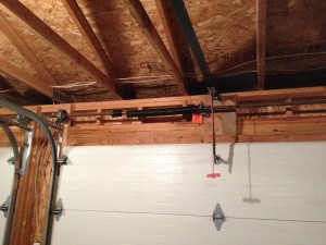 Garage Door Torsion Spring Replacement - Hicksville, Ohio
