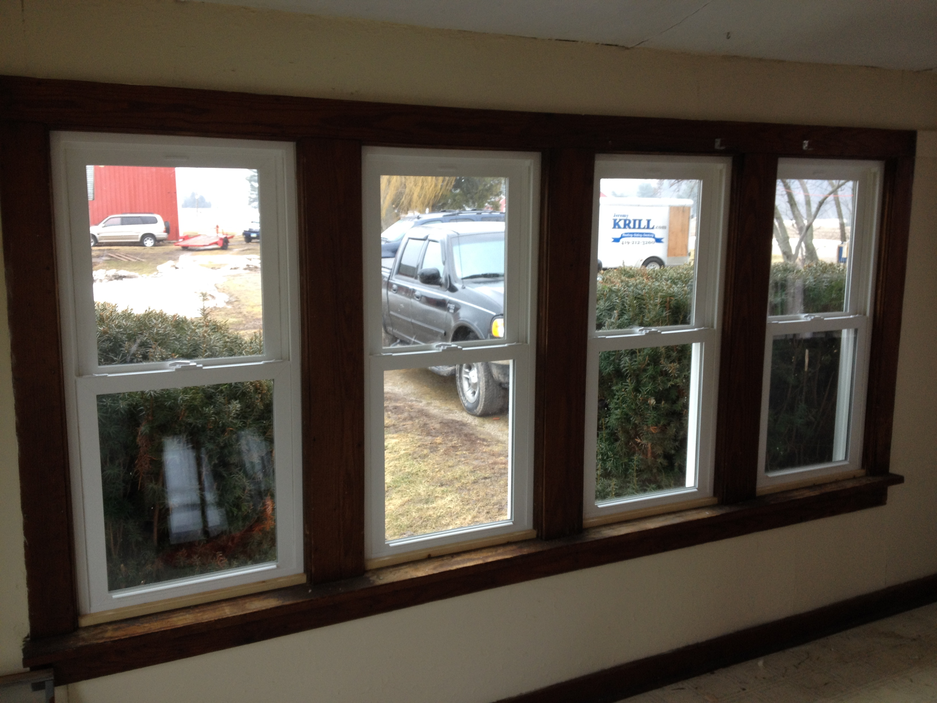 Jeld Wen Pocket Replacement Windows Edgerton Ohio
