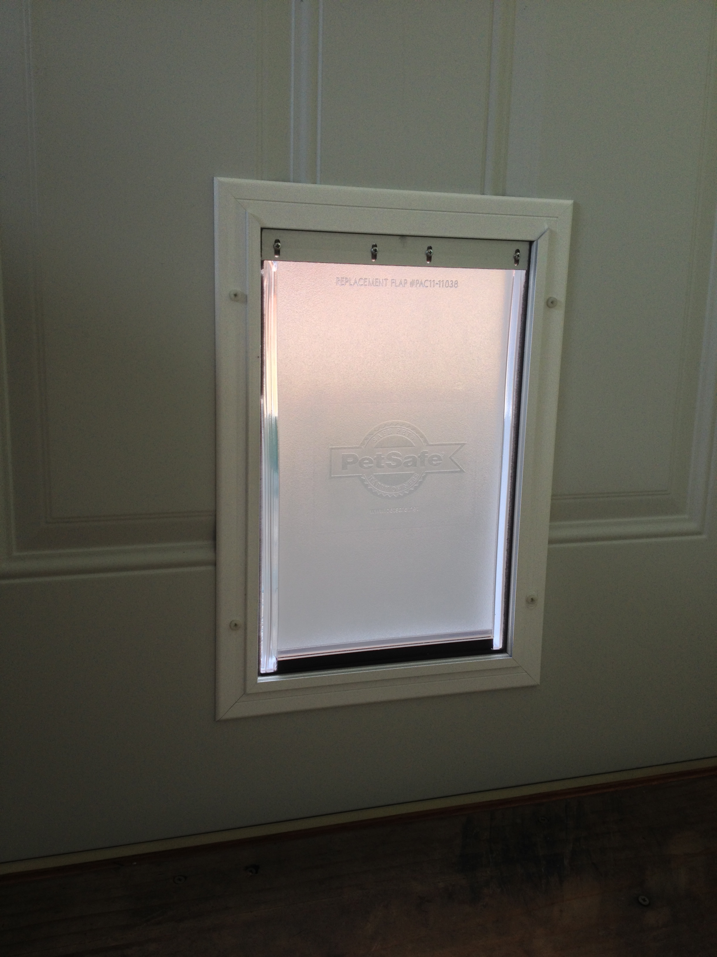 36 Mastercraft Steel Door W Half Light Hicksville Ohio