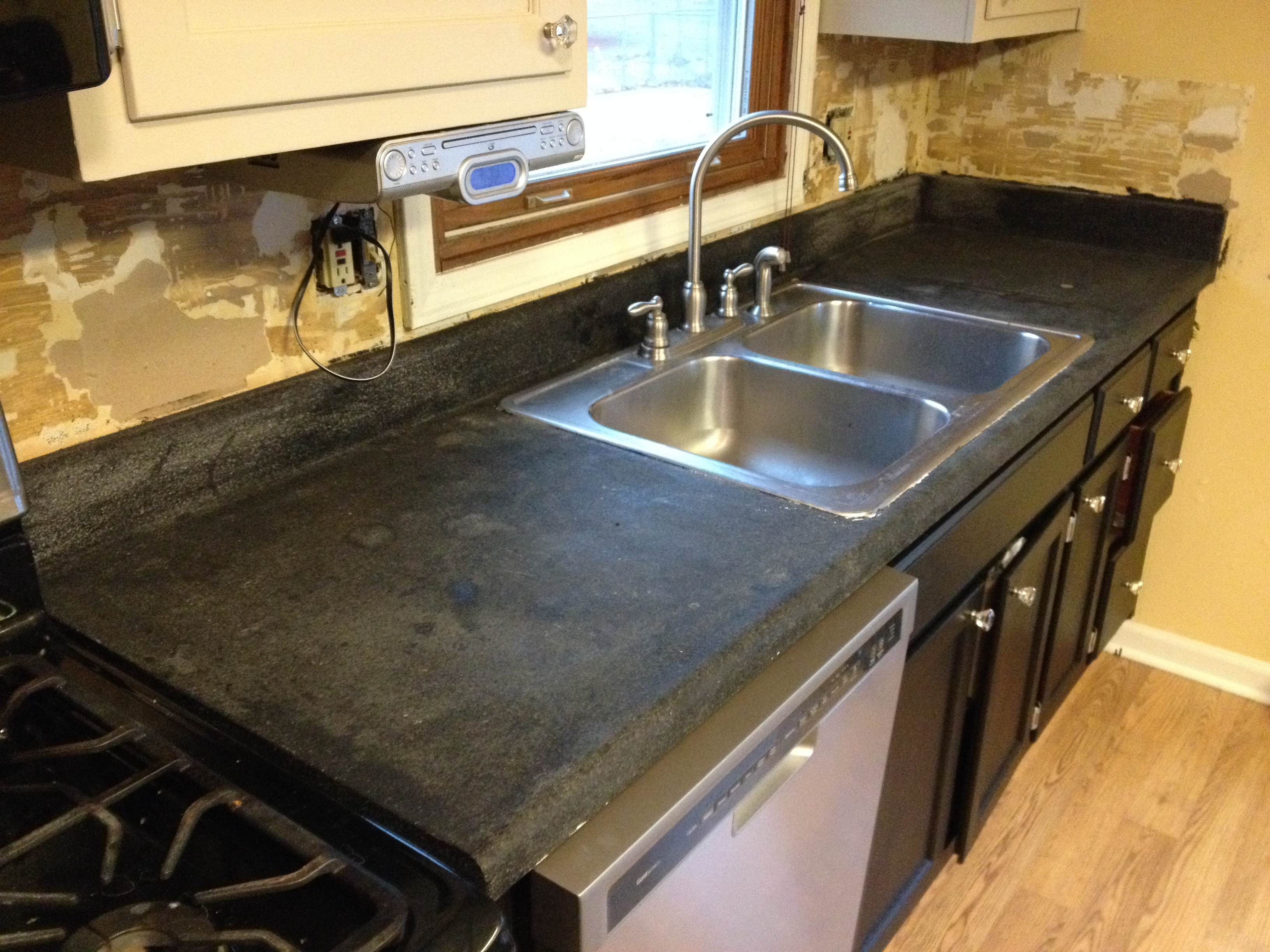 Kitchen Counter Top & Sink Replacement – Bryan Ohio