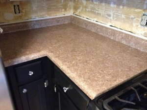 Kitchen Counter Top & Sink Replacement - Bryan, Ohio