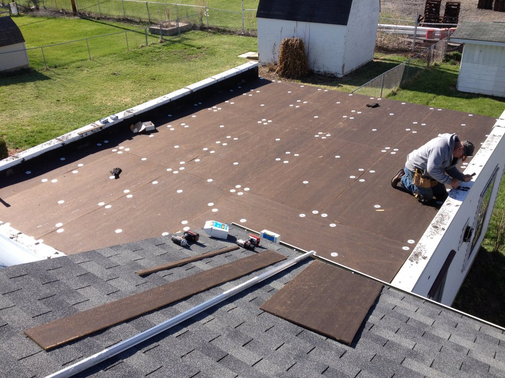 Rubber Roof Installation Bryan Ohio Jeremykrill Com