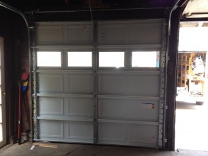 Overhead Garage Door Replacement - Hicksville, Ohio