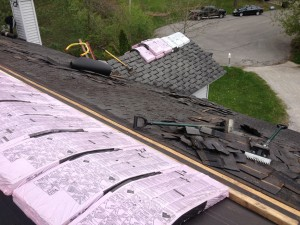 Owens Corning Roof Replacement