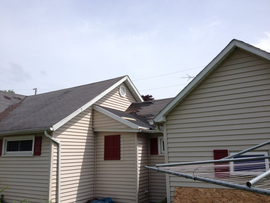 Valley Construction (Roof Patch) - Sherwood, Ohio